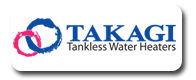We Install Takagi Tankless Water Heaters in 22211